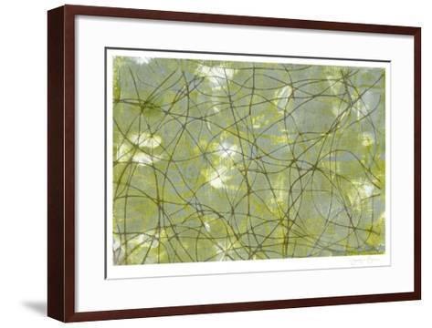 String Theory IV-Jennifer Goldberger-Framed Art Print