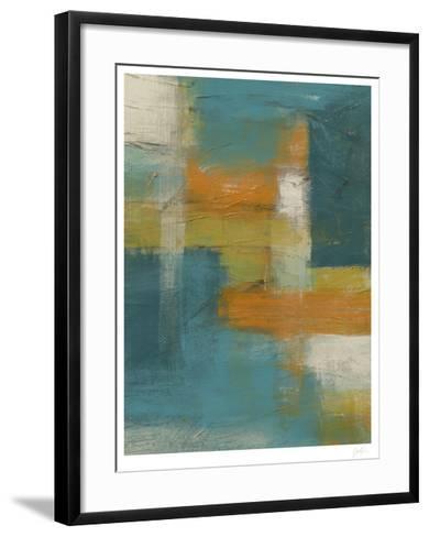 Blues Before Dawn I-Erica J^ Vess-Framed Art Print