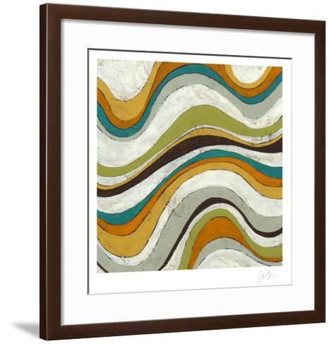 Shock Wave II-Erica J^ Vess-Framed Art Print