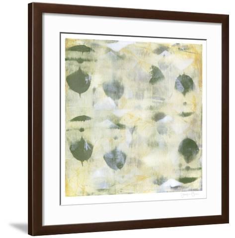 Clover II-Jennifer Goldberger-Framed Art Print