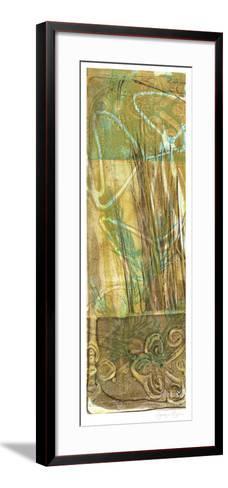 Wheat Grass I-Jennifer Goldberger-Framed Art Print