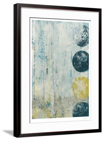 Phase Shift II-Erica J^ Vess-Framed Art Print