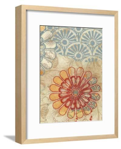 Flora Trance V-Taylor Greene-Framed Art Print