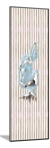 Beachside Gulls-Anne Ormsby-Mounted Art Print