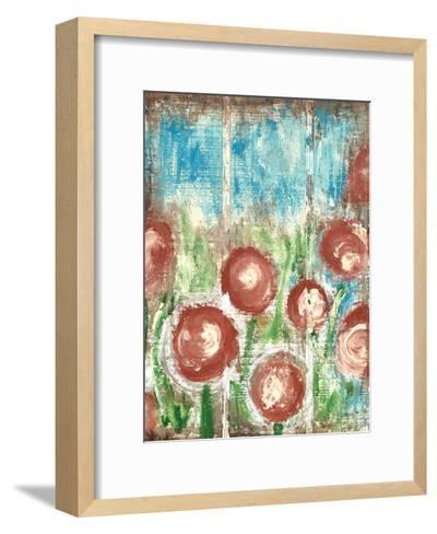 Sunrise Bloom 1-Erin Butson-Framed Art Print