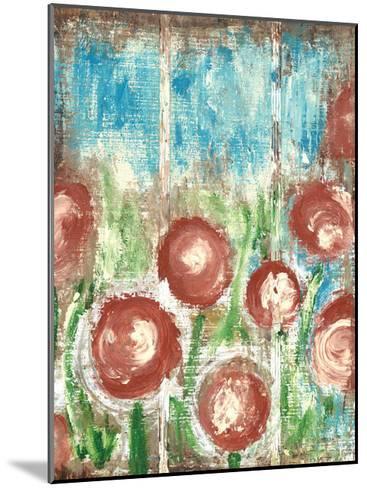 Sunrise Bloom 1-Erin Butson-Mounted Art Print