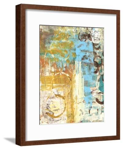 Silence 1-Erin Butson-Framed Art Print