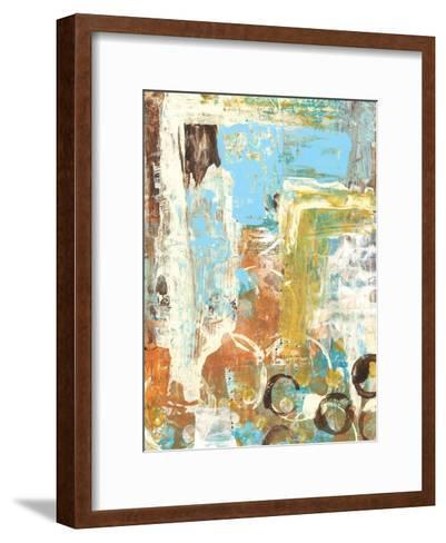Silence 2-Erin Butson-Framed Art Print