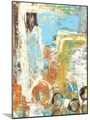 Silence 2-Erin Butson-Mounted Art Print