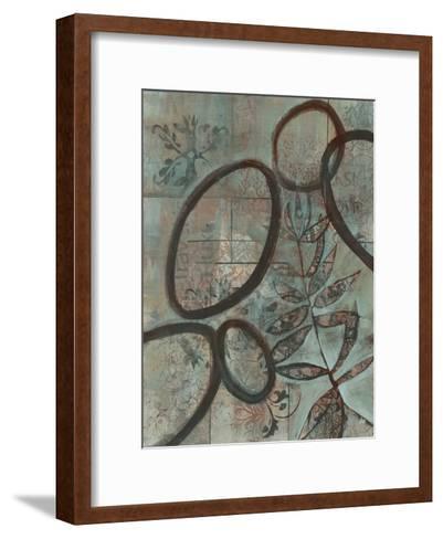 Leopard-Smith Haynes-Framed Art Print