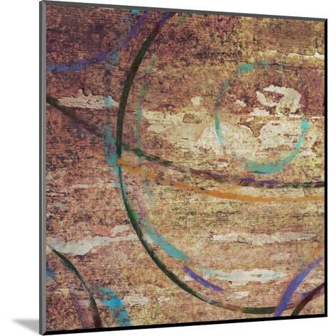 Circle Around I-Taylor Greene-Mounted Art Print
