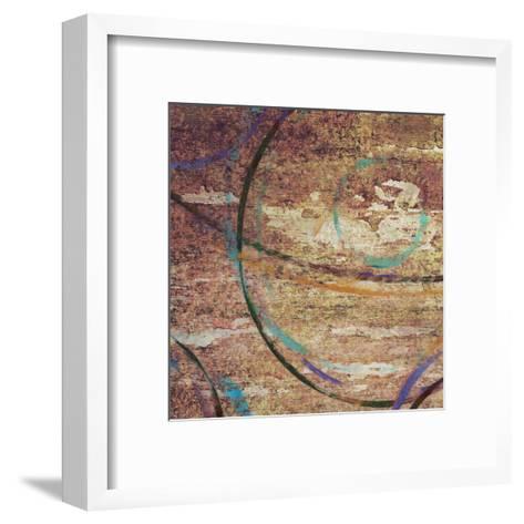 Circle Around I-Taylor Greene-Framed Art Print