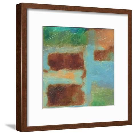 Spectrum SQ I-Taylor Greene-Framed Art Print