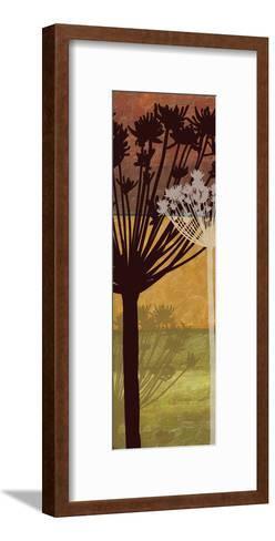 Summer Breeze II Spice 2-Taylor Greene-Framed Art Print