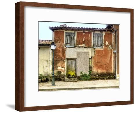 Lupiac House I-Colby Chester-Framed Art Print