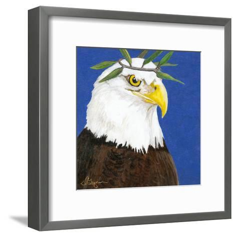 You Silly Bird - Pax-Dlynn Roll-Framed Art Print