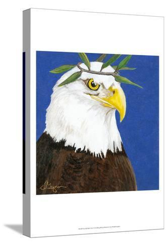 You Silly Bird - Pax-Dlynn Roll-Stretched Canvas Print