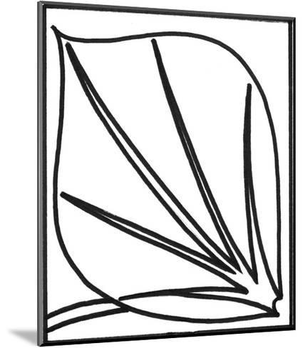 Sprout IV-Renee W^ Stramel-Mounted Art Print