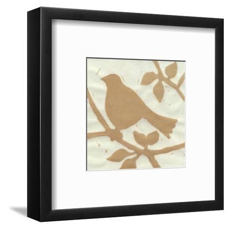 Tea Bird I-Andrea Davis-Framed Art Print