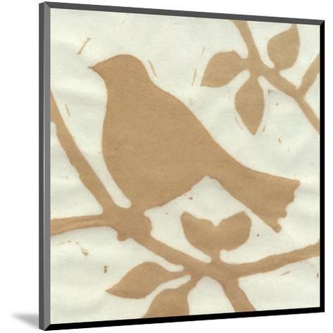Tea Bird I-Andrea Davis-Mounted Art Print