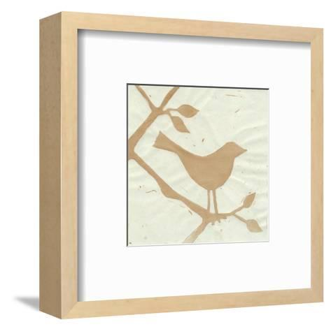 Tea Bird IV-Andrea Davis-Framed Art Print