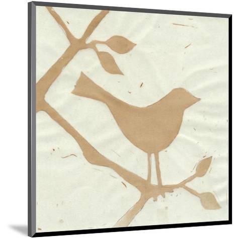 Tea Bird IV-Andrea Davis-Mounted Art Print