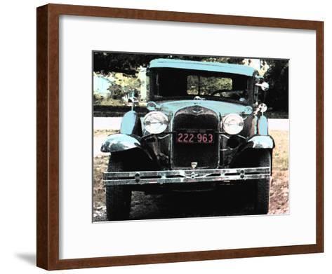 Joy Ride III-Pam Ilosky-Framed Art Print