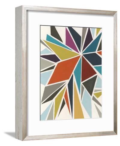Pinwheel I-Erica J^ Vess-Framed Art Print
