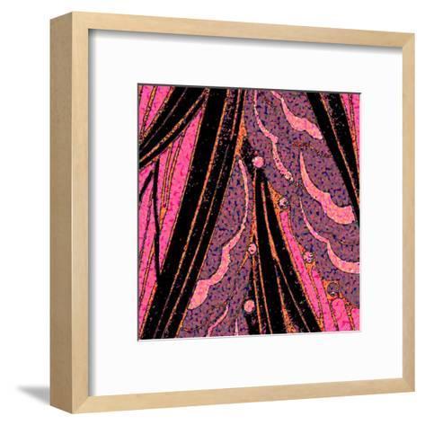 Pink Purse I-Kate Archie-Framed Art Print