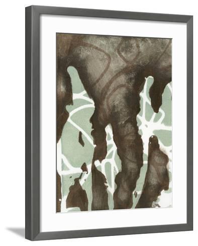 Silhouette Reversal I-Jennifer Goldberger-Framed Art Print