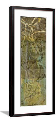 Safari Abstract II-Jennifer Goldberger-Framed Art Print