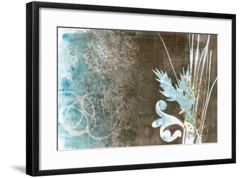 Ethereal Layers I-Jennifer Goldberger-Framed Art Print