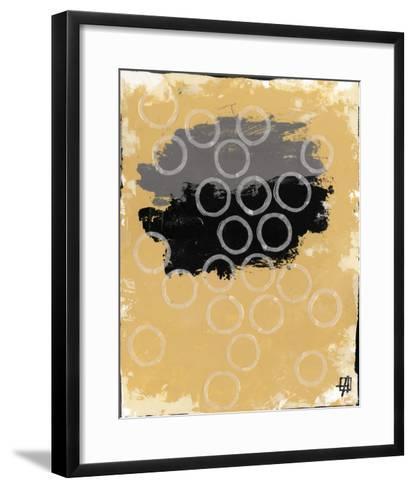 Disco Lemon Juice I-Natalie Avondet-Framed Art Print
