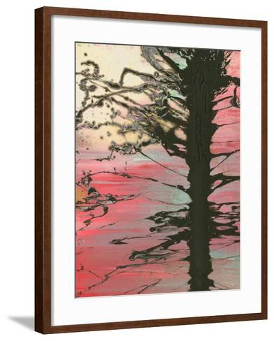 The Senator II-Dlynn Roll-Framed Art Print