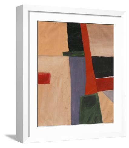 Yang-Sisa Jasper-Framed Art Print