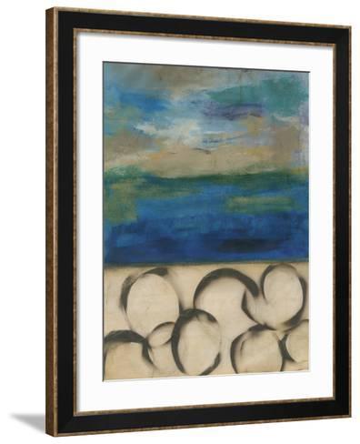 Hither-Sisa Jasper-Framed Art Print
