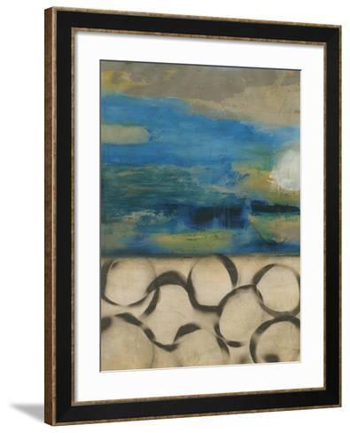 Hither and Yon-Sisa Jasper-Framed Art Print
