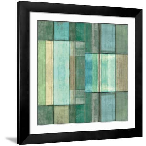 Blue Mood-Cape Edwin-Framed Art Print