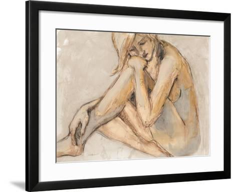 Laying Low II-Elizabeth Jardine-Framed Art Print