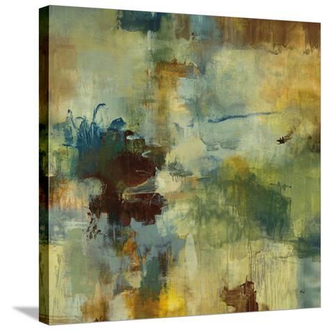 Skyliner I-Randy Hibberd-Stretched Canvas Print
