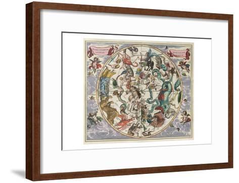Celestial Harmonia--Framed Art Print
