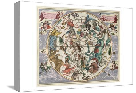 Celestial Harmonia--Stretched Canvas Print