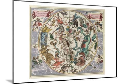 Celestial Harmonia--Mounted Art Print