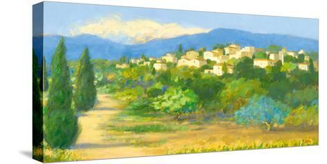 Into the Hills II-Hazel Barker-Stretched Canvas Print