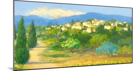 Into the Hills II-Hazel Barker-Mounted Art Print