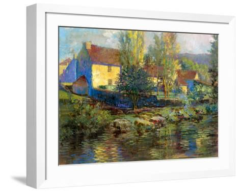 Summer Retreat-Longo-Framed Art Print