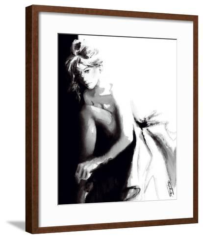 Lulu-Sharon Pinsker-Framed Art Print