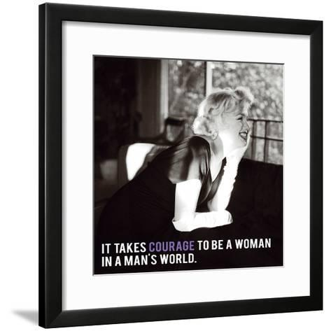 Icon XIII-The Chelsea Collection-Framed Art Print