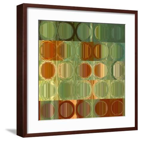 Transponder II-Mark Lawrence-Framed Art Print