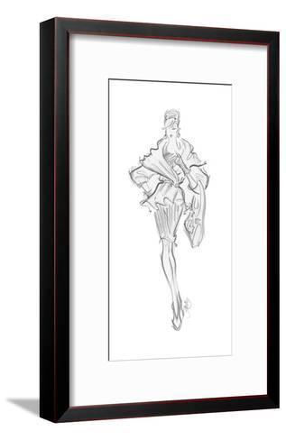 Executive Women III-Jane Hartley-Framed Art Print